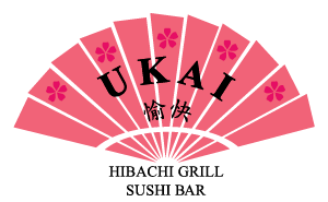 Ukai Hibachi Grill and Sushi Logo